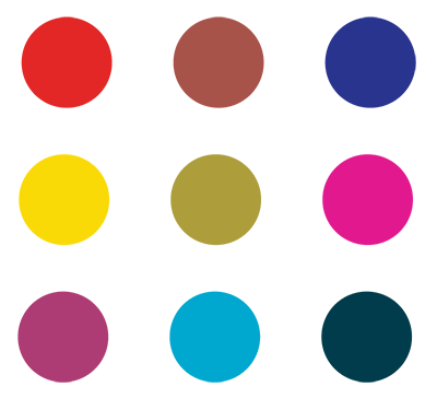 The Watermark group 9 color icon